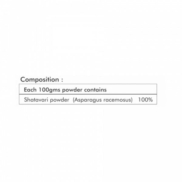 Herbal Hills Shatavari Powder, 1Kg (Pack Of 2)