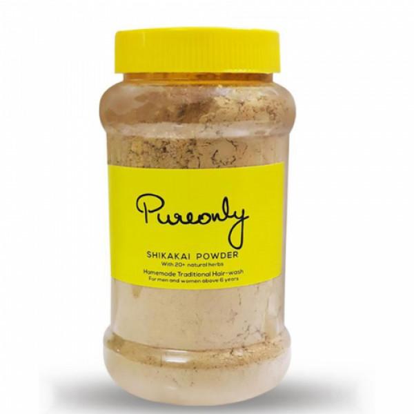 Pureonly Homemade Shikakai Powder, 200gm