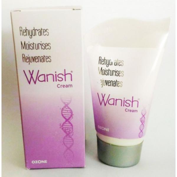 Wanish Cream, 50gm