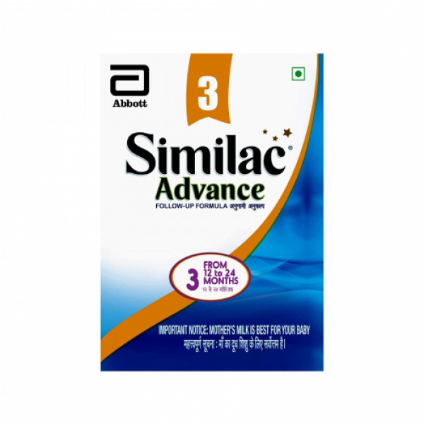 Similac Advance Stage 3 Refill, 400gm