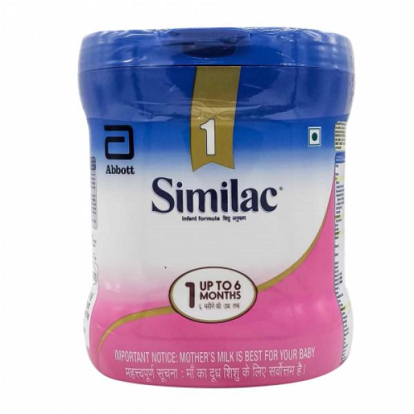Similac Infant Formula Stage 1, 400gm