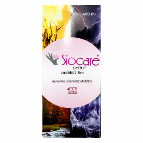 Siocare Syrup, 200ml