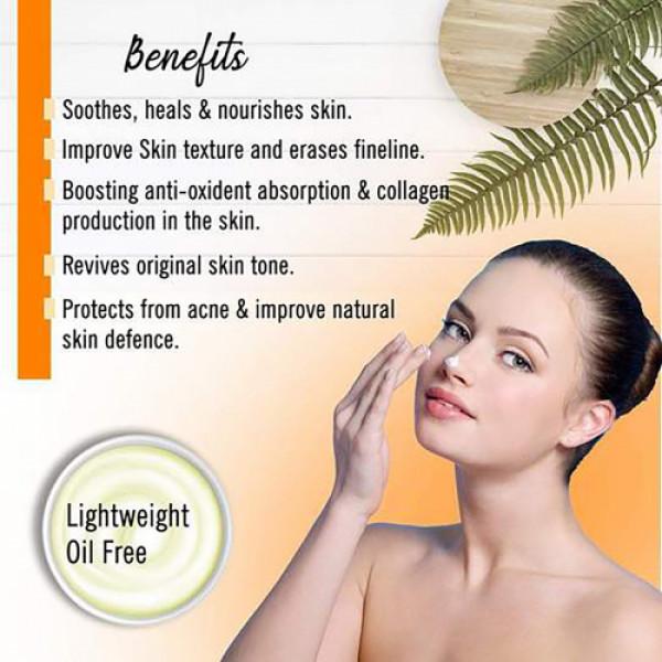 Keya Seth Aromatherapy Skin Damage Control Cream, 45ml + Serum, 5ml