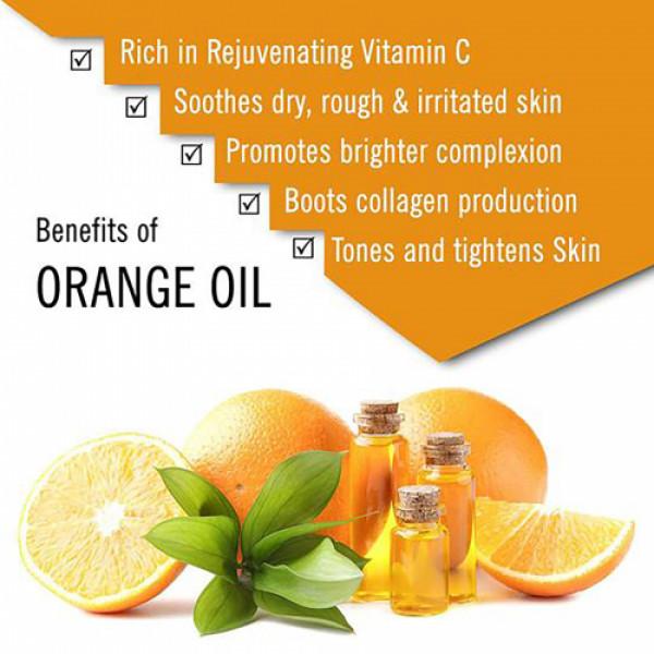 Keya Seth Aromatherapy Skin Defence Orange Body Oil, 200ml