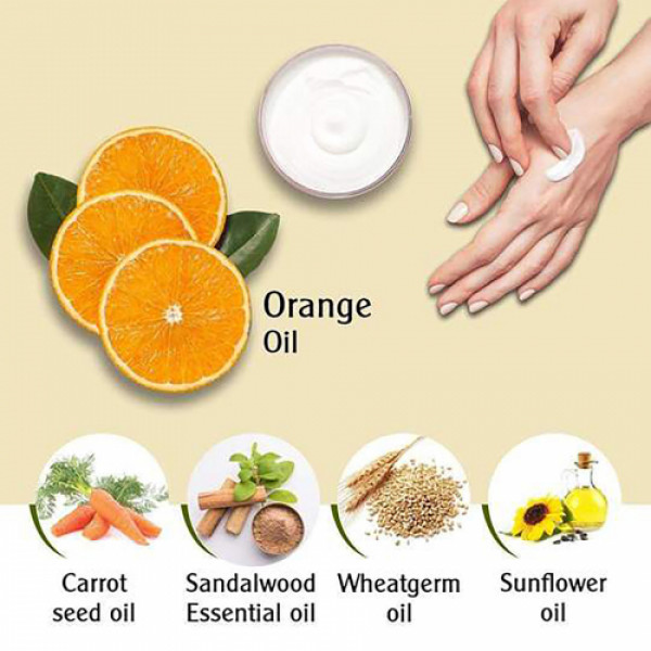 Keya Seth Aromatherapy Skin Defence Orange Face & Body Moist, 400ml
