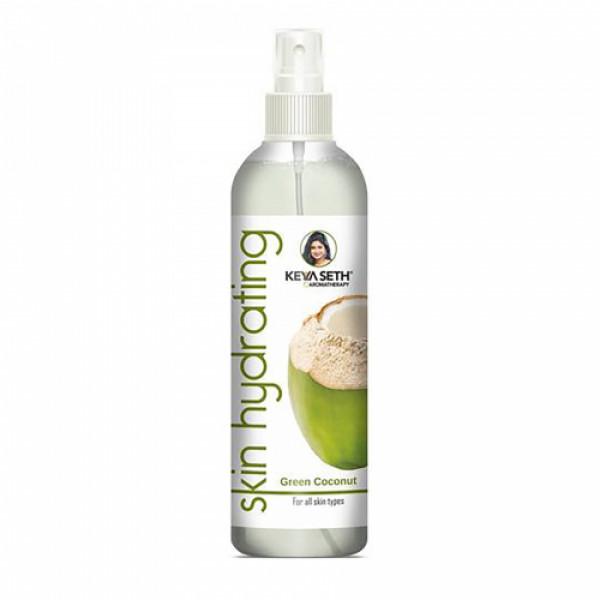 Keya Seth Aromatherapy Skin Hydrating Green Coconut Toner, 200ml
