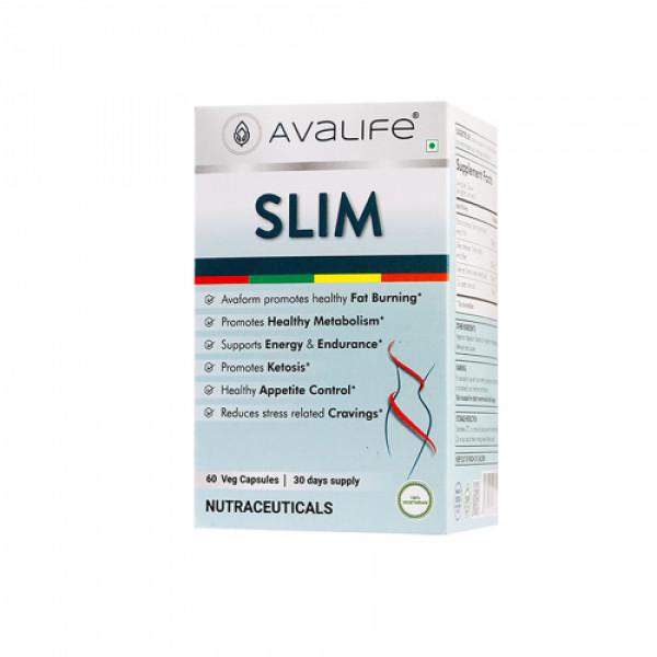 Avalife Slim, 60 Capsules