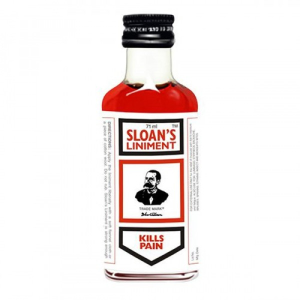 Sloan's Liniment Oil, 71ml