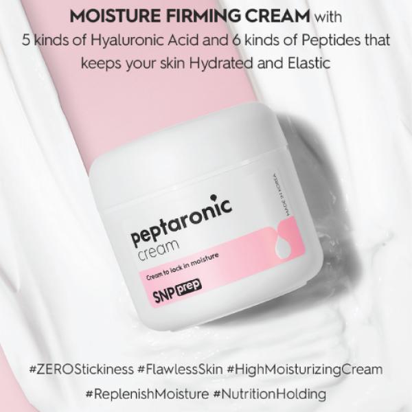 SNP Prep Peptaronic Cream, 55ml