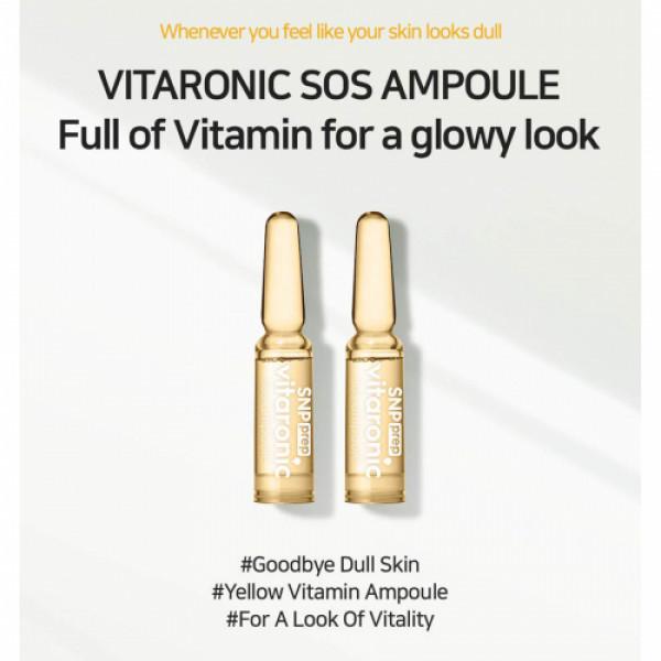 SNP Prep Vitaronic SOS Ampoule, 1.5ml