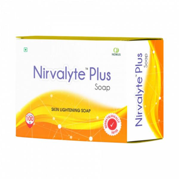 Nirvalyte Plus Soap, 100gm