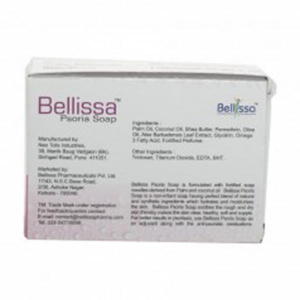 Bellissa Psoria Soap, 75gm