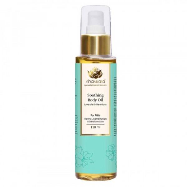 Shankara Soothing Body Oil, 110ml