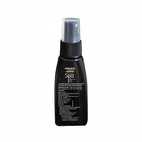 Keya Seth Aromatherapy Spa Hair Conditioning Serum with Keratin Care SPF 20, 45ml