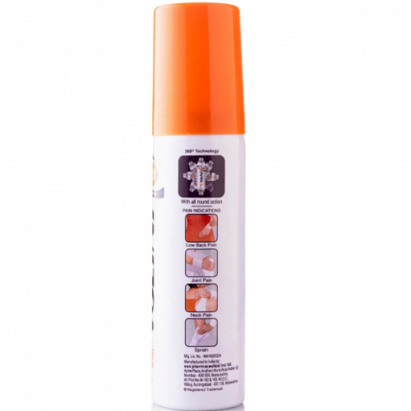 Volini Spray, 40gm