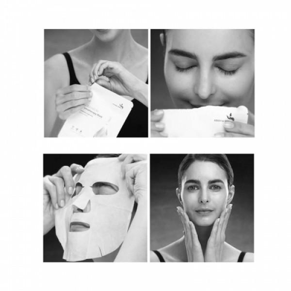 Aroma Yong Mandarin Aromatherapy Face Mask, 27gm
