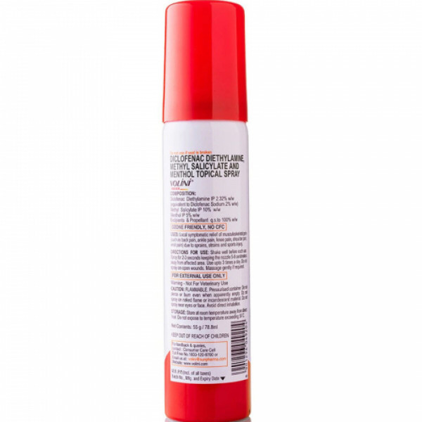 Volini Maxx Spray, 55gm