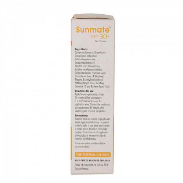 Sunmate SPF 30 Gel, 30gm
