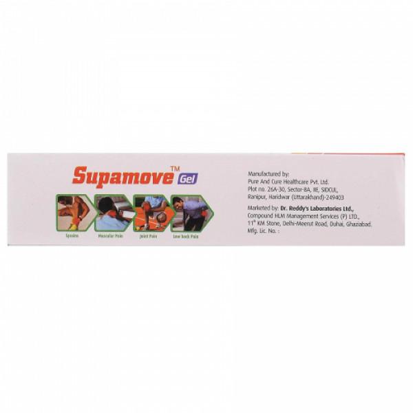 Supamove Gel, 30gm
