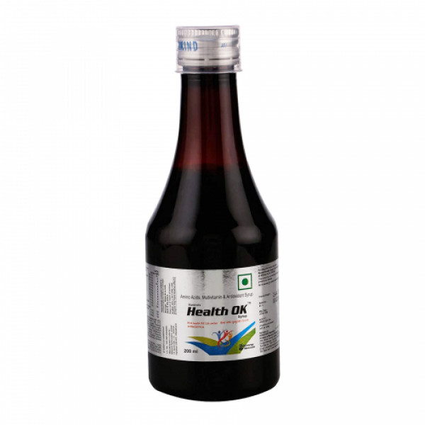 Health OK Syrup, 200ml