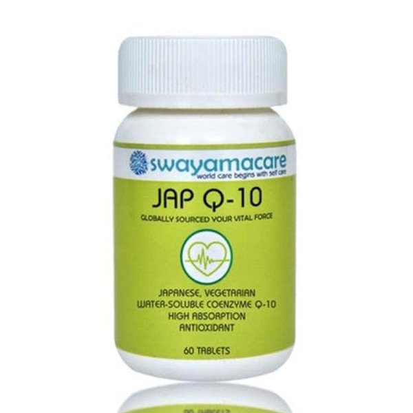 Swayamacare JAP Q 10, 60 Tablets