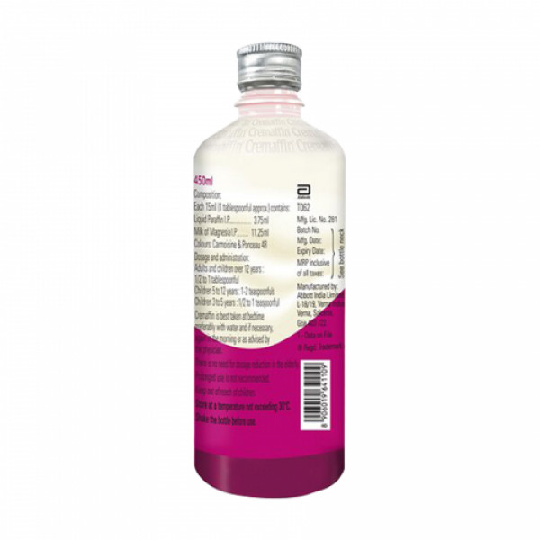 Cremaffin Syrup, 450ml (Mixed Fruit Flavour)