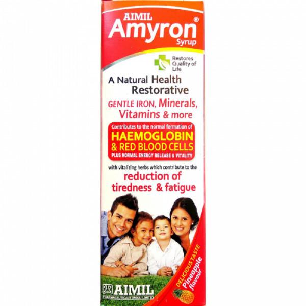Amyron Syrup, 200ml
