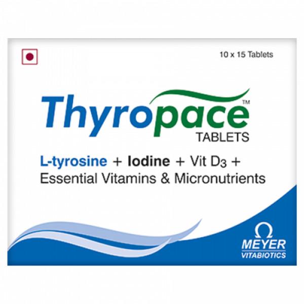 Thyropace, 15 Tablets
