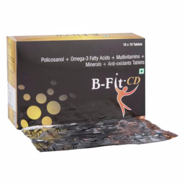 B Fit CD, 10 Tablet