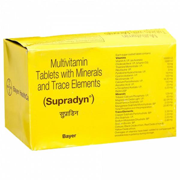 Supradyn, 15 Tablets