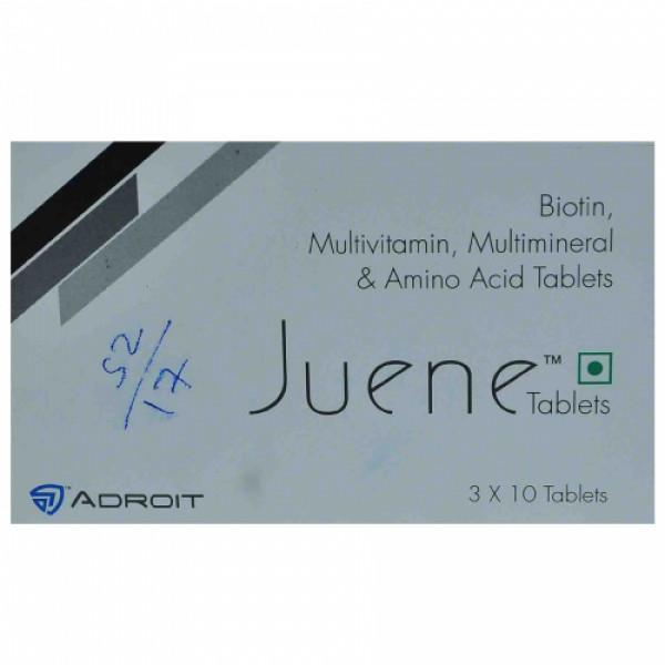 Juene, 10 Tablets