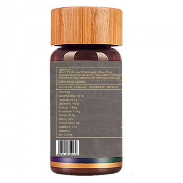 Biogetica Talvaar 2.0, 30 capsules