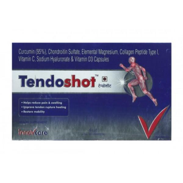 Innovcare's Tendoshot, 10 Capsules