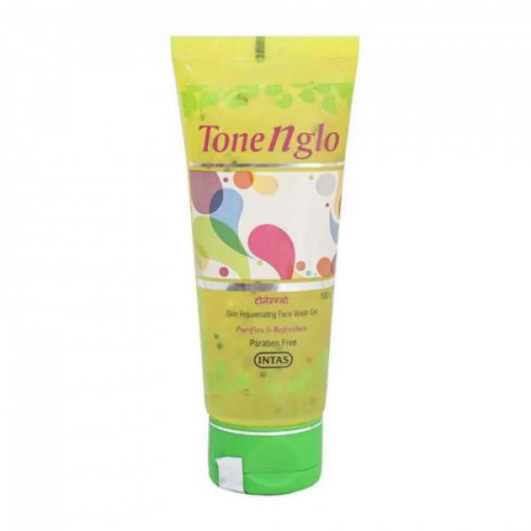 Tone N Glo Face Wash, 100gm