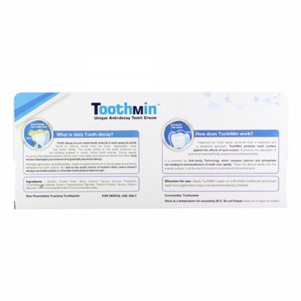 Toothmin Toothpaste, 70gm