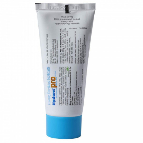 Hydent Pro ToothPaste, 40gm