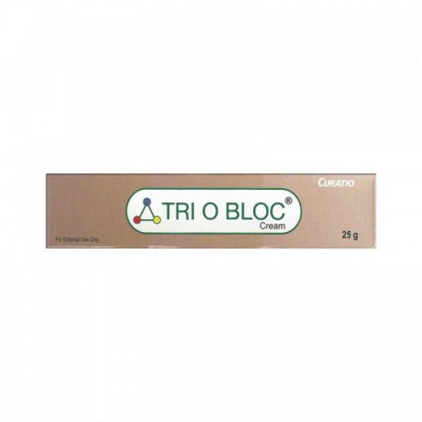 Tri O Bloc Cream, 25gm