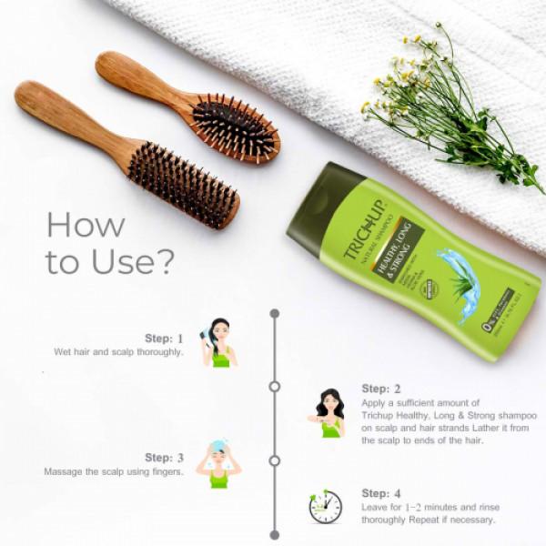 Trichup Herbal Shampoo, 200ml