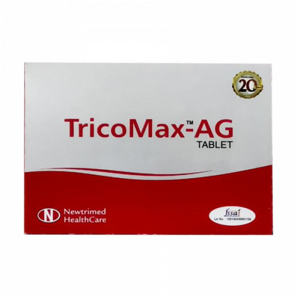 Tricomax-AG, 10 Tablets