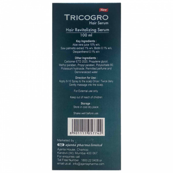 Tricogro Hair Serum, 100ml