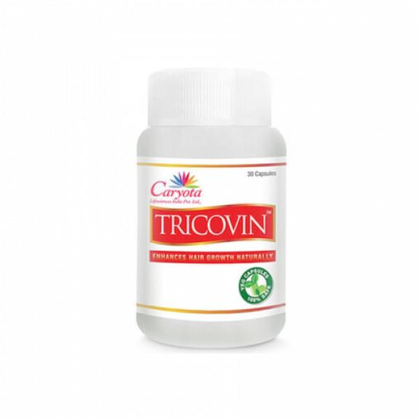 Tricovin, 30 Capsules