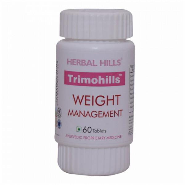 Herbal Hills Trimohills, 60 Tablets