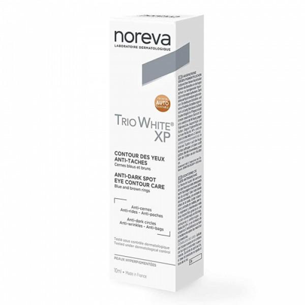 noreva Trio White XP Anti-Dark Spot Eye Contour Care, 10ml