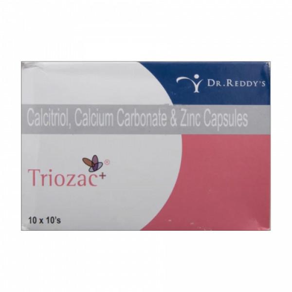 Triozac Plus, 10 Capsules