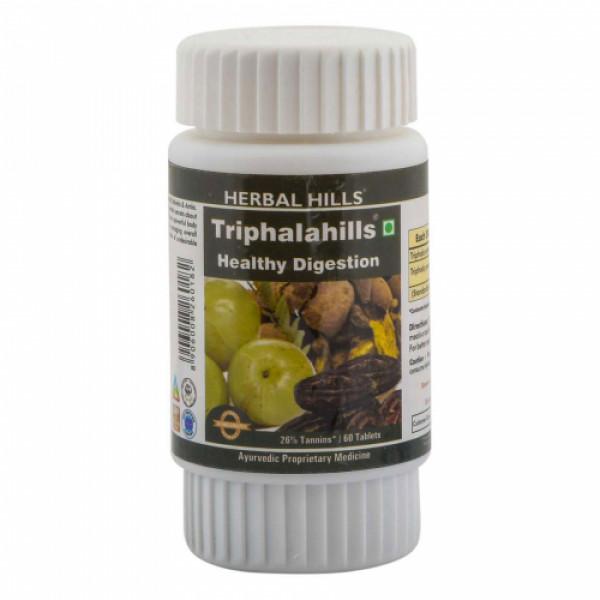 Herbal Hills Triphalahills, 60 Tablets