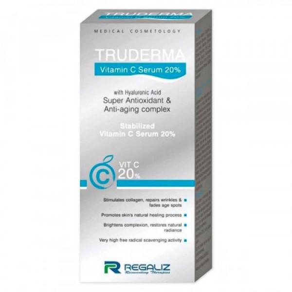 Truderma Stablized Vitamin C 20% Serum, 20ml