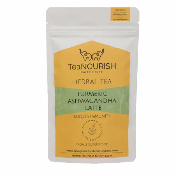 TeaNOURISH Turmeric Ashwagandha Latte, 50gm