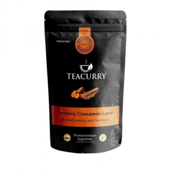 Teacurry Turmeric Cinnamon Latte, 100gm
