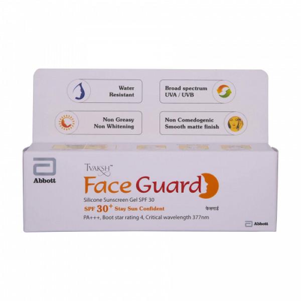 Tvaksh Face Guard SPF30, 30gm
