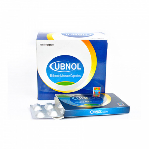 Ubinol, 10 Tablets
